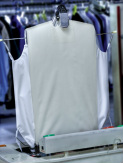 Unipress Shirt Air Bag & Top Cover